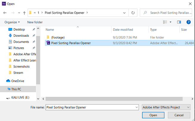 Basics of Adobe After Effect