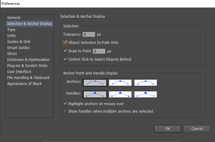 Select and Arrange Objects in Adobe Illustrator