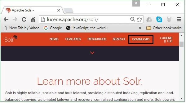 Apache Solr on Hadoop