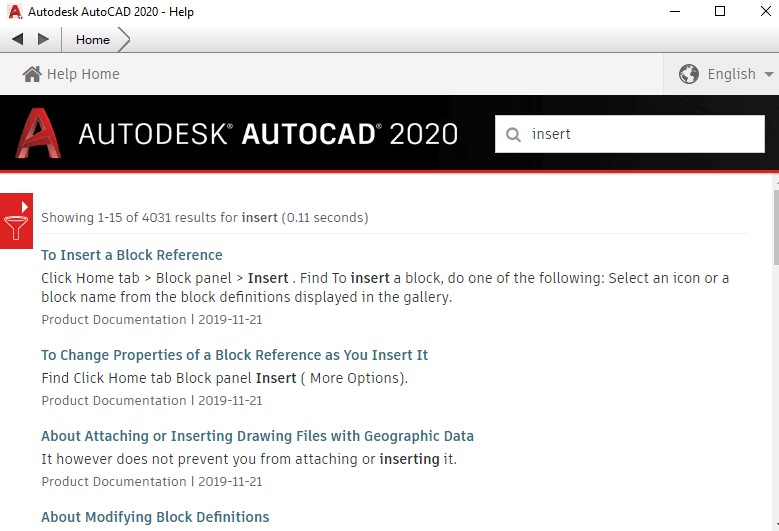 AutoCAD 2019 and 2019.1