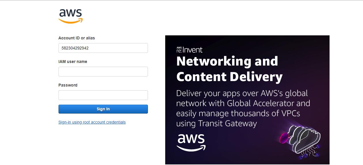 AWS | IAM Users - Javatpoint