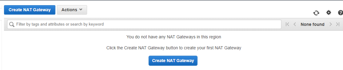 NAT Gateways