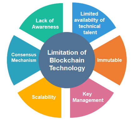 Limitation of Blockchain Technology