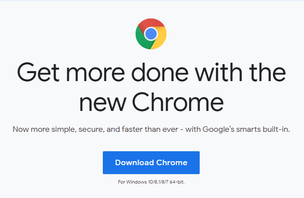 How to download Google Chrome