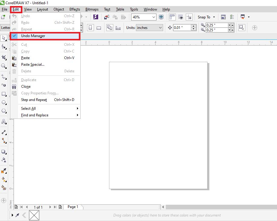 CorelDRAW Basics