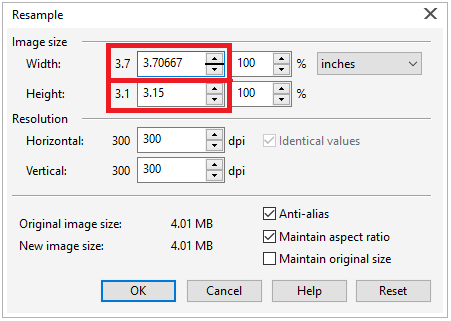 CorelDRAW Implementing with bitmaps