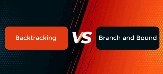 Branch and bound vs backtracking