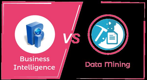 Business Intelligence vs Data Mining