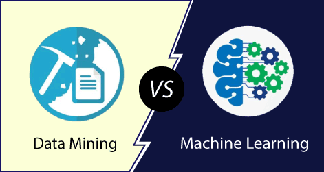 Data Mining vs Machine Learning