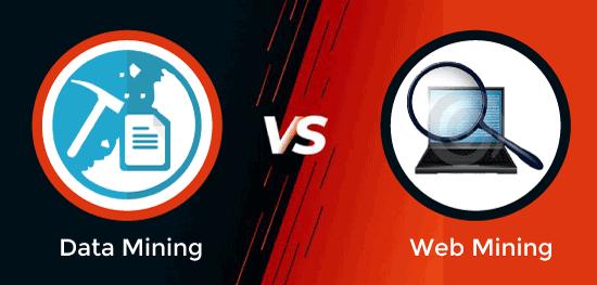 Data Mining vs Web Mining