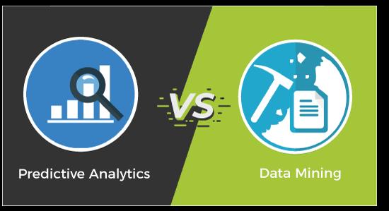 Predictive Analytics vs Data Mining