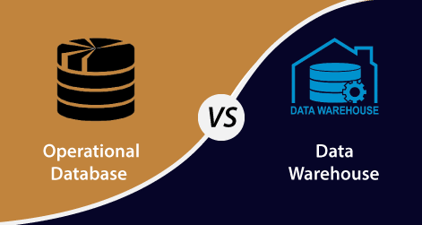 Operational Database and Data Warehouse
