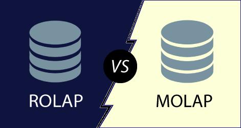 ROLAP vs MOLAP vs HOLAP