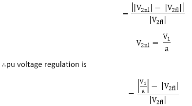 Regulation and efficiency