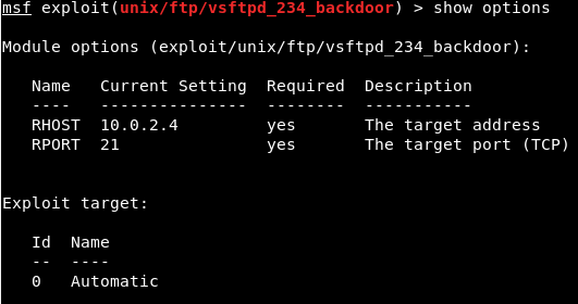 Server-side attacks - Metasploit basics