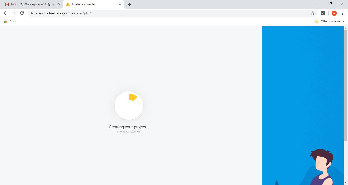 Adding Firebase to App
