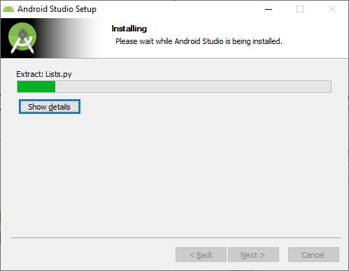 Firebase Android Studio