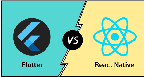 Difference between Flutter and React native