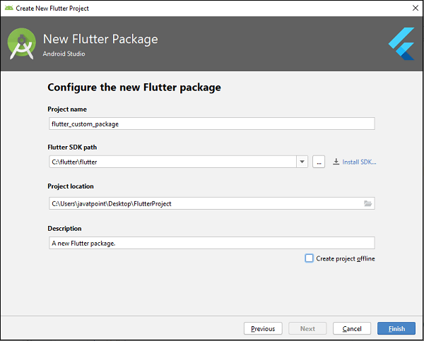 Flutter Packages