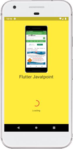 Flutter Splash Screen