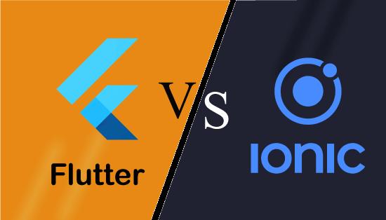 Flutter vs Ionic