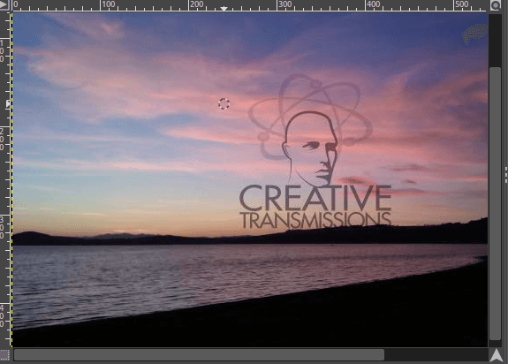 How to Remove Watermark Using GIMP