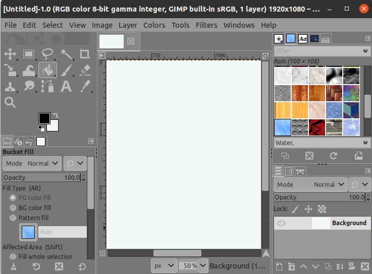 How to use GIMP
