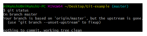 Git Commands