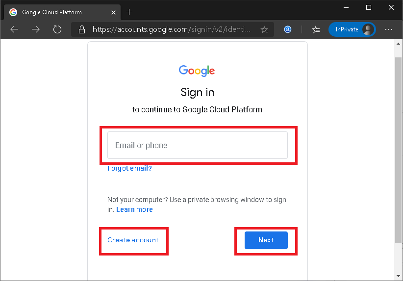 Google Cloud Platform Tutorial
