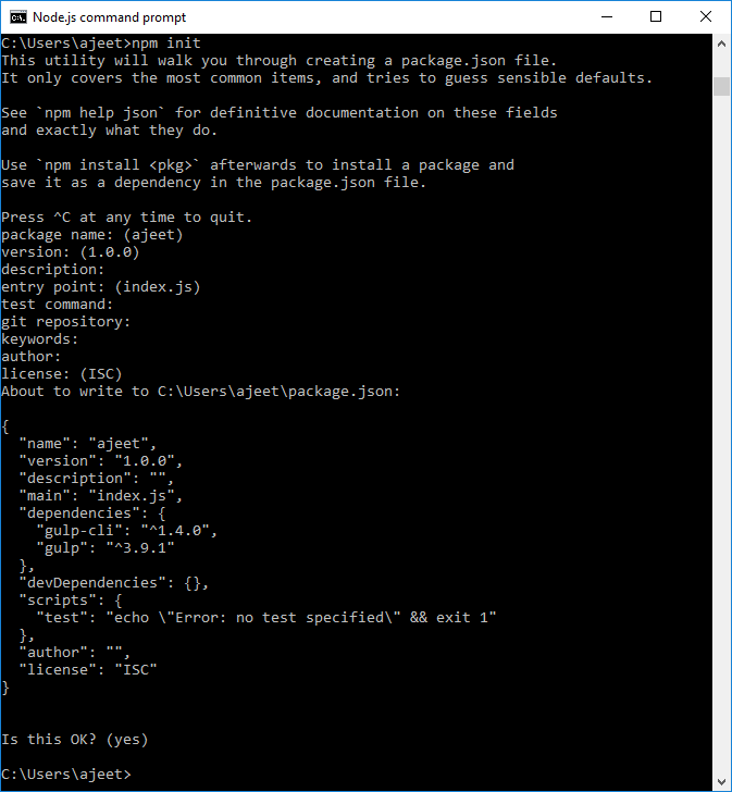 GraphQL Installation