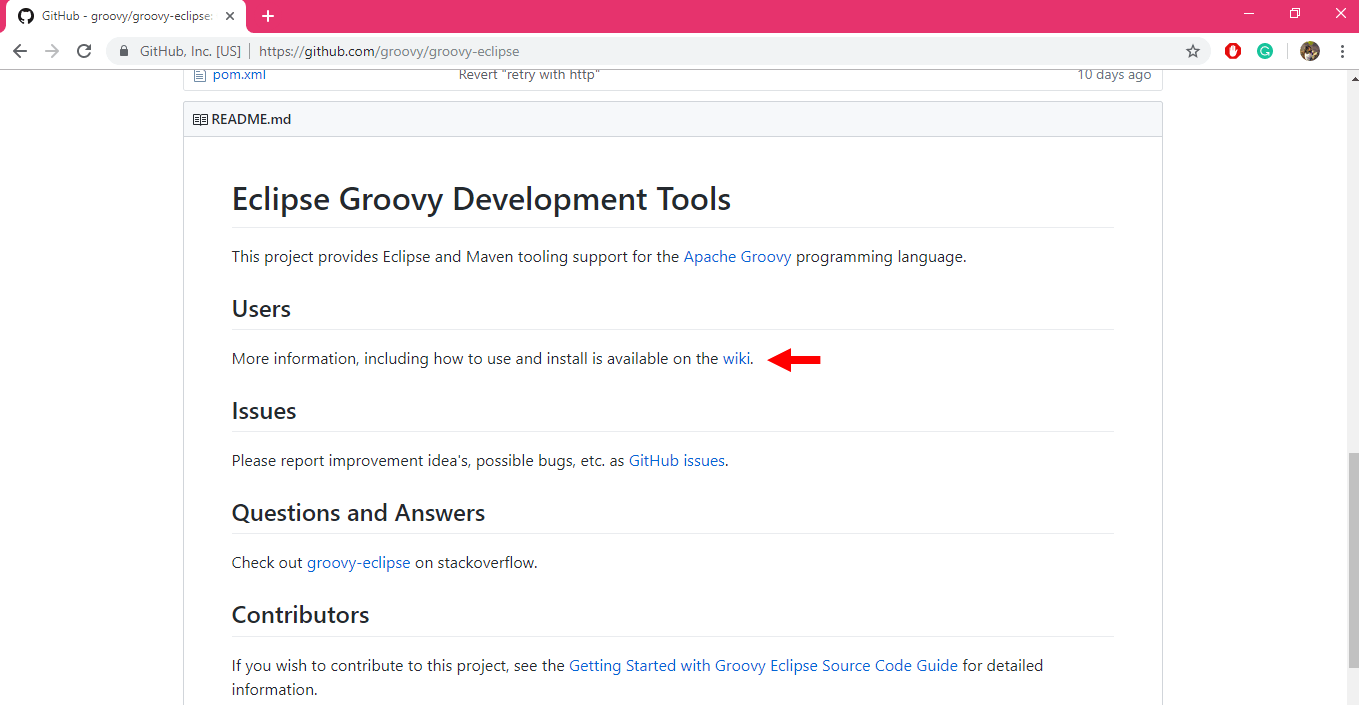 How to Install Groovy on Eclipse