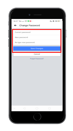 How to make your Facebook password strong