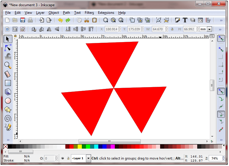 Examples of Inkscape