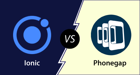 Ionic vs Phonegap