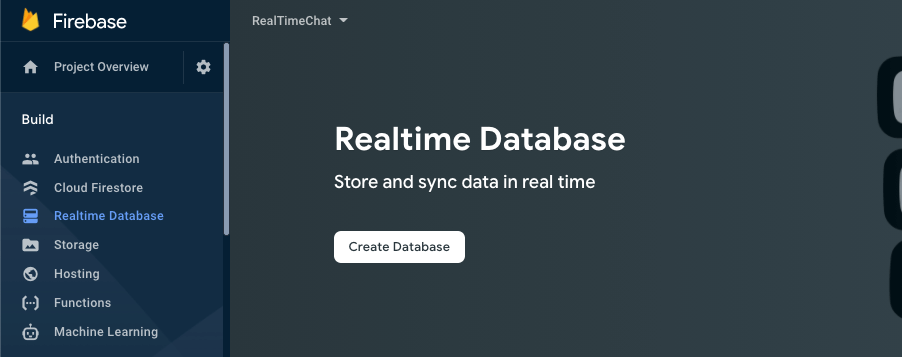 Creating a real-time chat application using Firebase