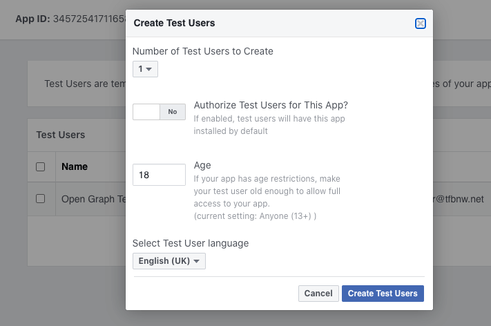 Facebook Login Integration in iOS