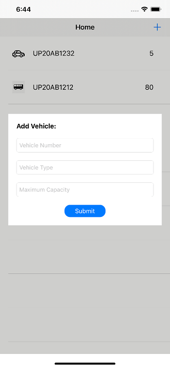 UIBarButtonItem in iOS
