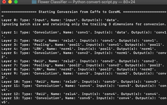 Using Advanced CoreML