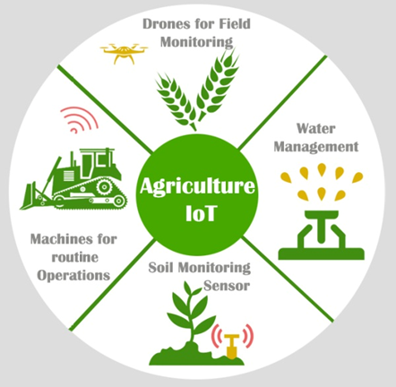 IoT Smart Agriculture Domain