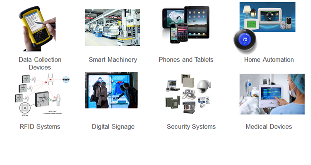 IoT smart objects