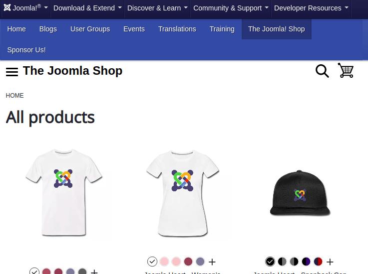 Joomla Help Menu Javatpoint