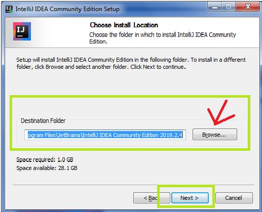 Installing IntelliJ IDEA
