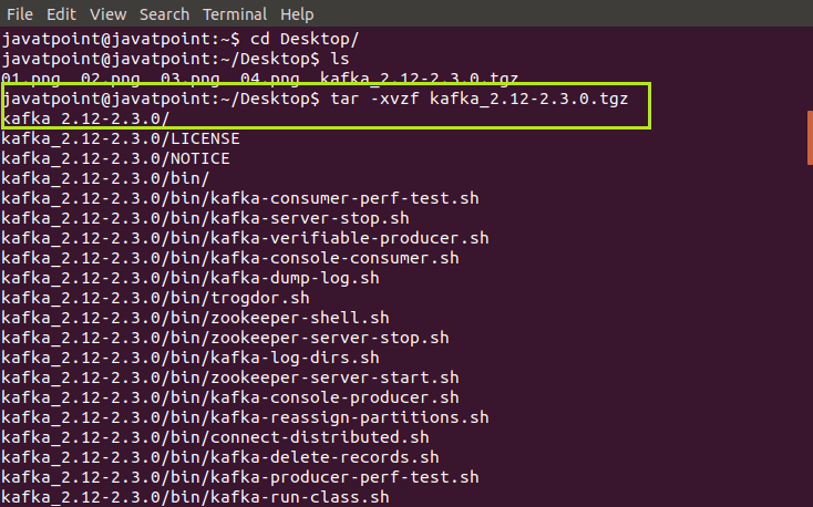 Installing Kafka On Linux