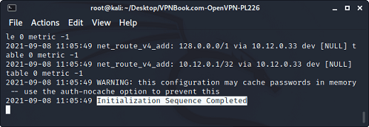 How to install VPNbook on Kali Linux?