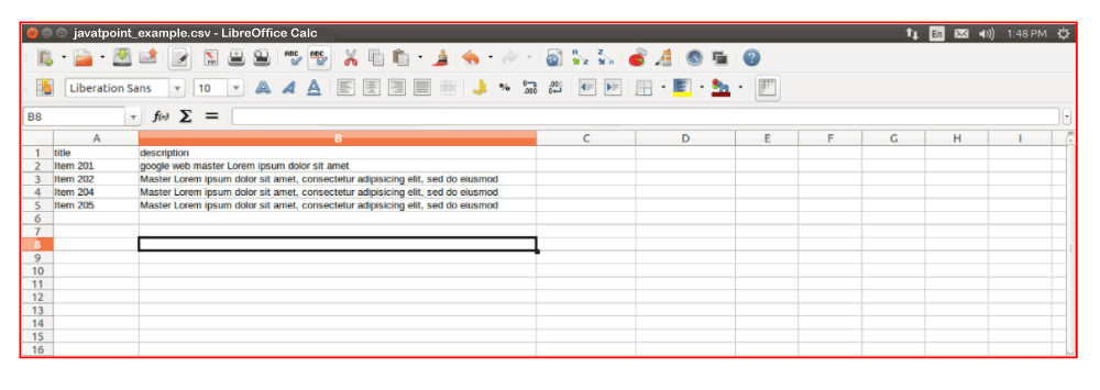 Import Export to Excel and CSV using Maatwebsite in Laravel 5