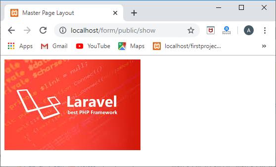 Laravel File Upload