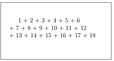 Latex Fractions 3