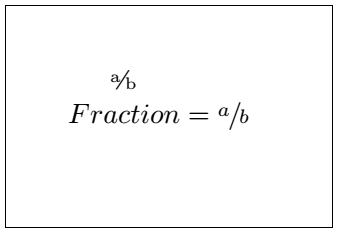 Latex Fractions 6