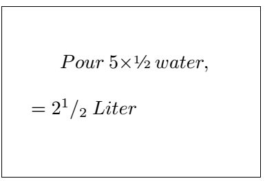 Latex Fractions 7